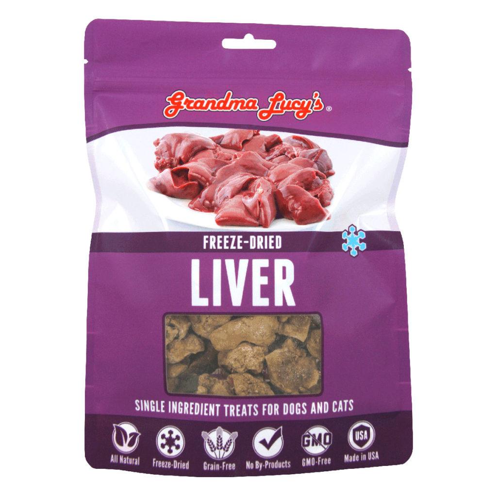 Grandma Lucy's Freeze-Dried Liver Singles