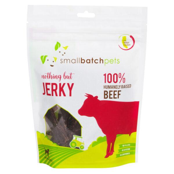 smallbatch Beef Jerky Treats