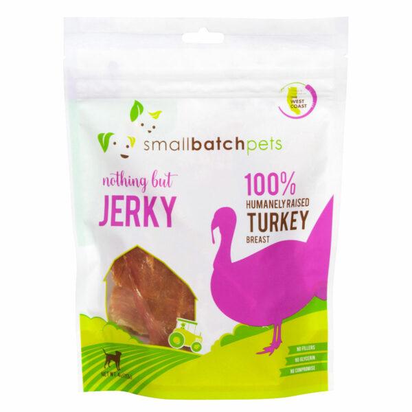 smallbatch Turkey Jerky Treats