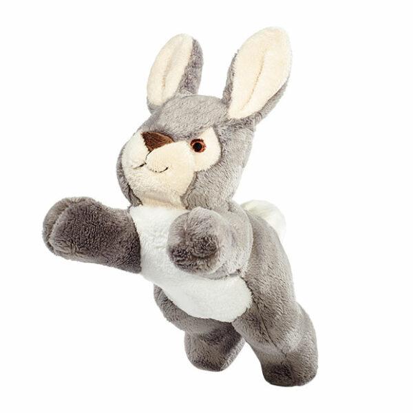 Fluff and Tuff Jessica Bunny Dog Toy