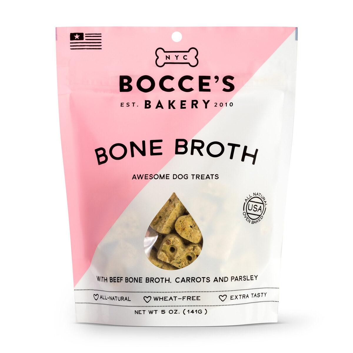 Bocce's Bone Broth Biscuits
