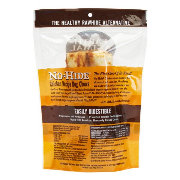 Earth Animal No-Hide Chicken Chew - Medium 2 pack