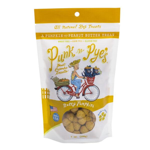 Punk-n-Pye's Nutty Pumpkins Dog Treat