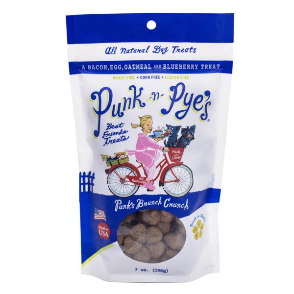 Punk-n-Pye's Punk's Brunch Crunch Dog Treat