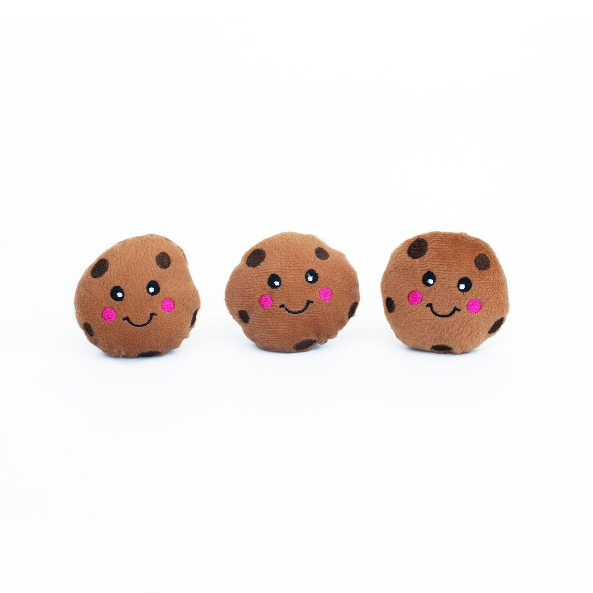 ZippyPaws Burrow - Milk and Cookies Miniz