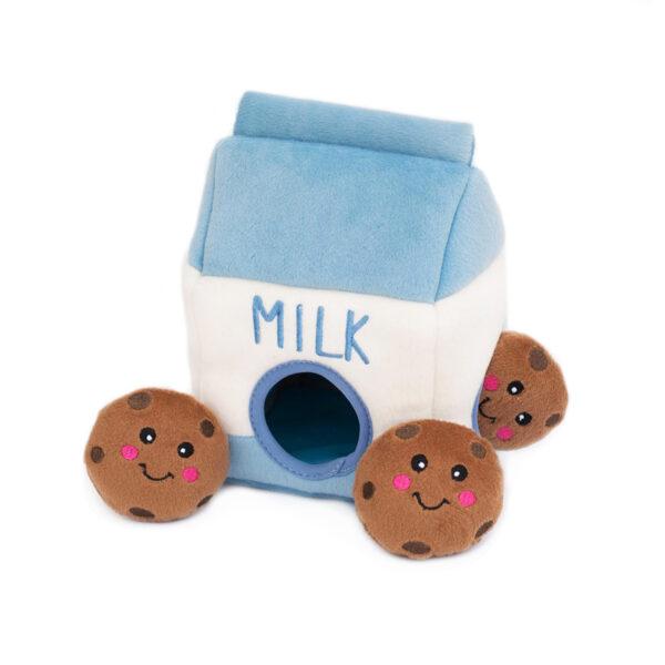 ZippyPaws Burrow - Milk and Cookies