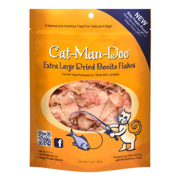 Cat-Man-Doo Bonito Flakes (1oz bag)