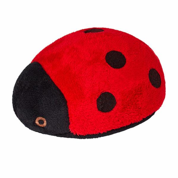 Fluff & Tuff LadyBug Dog Toy
