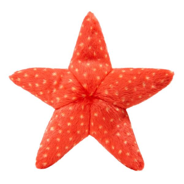Fluff & Tuff Ziggy Starfish Dog Toy