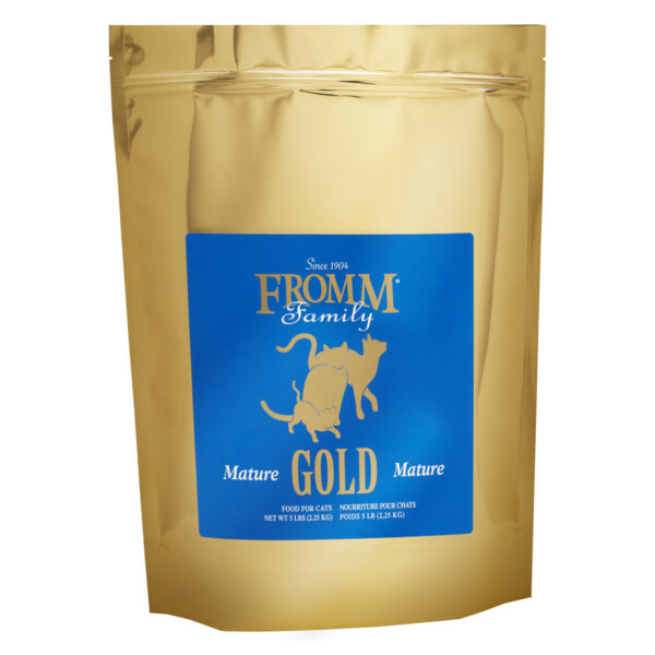 Fromm Gold Mature Dry Cat Food