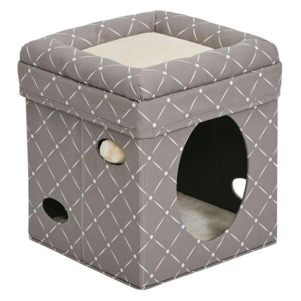 MidWest Cat Cube Mushroom Diamond