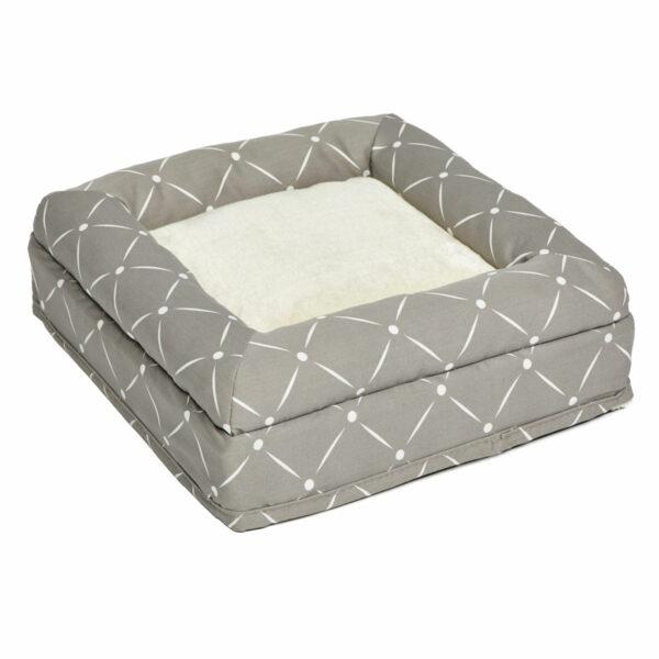 MidWest Cat Cube Mushroom Diamond Top