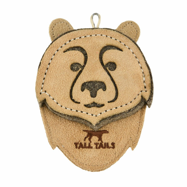 Tall Tails Critter Bear Dog Toy