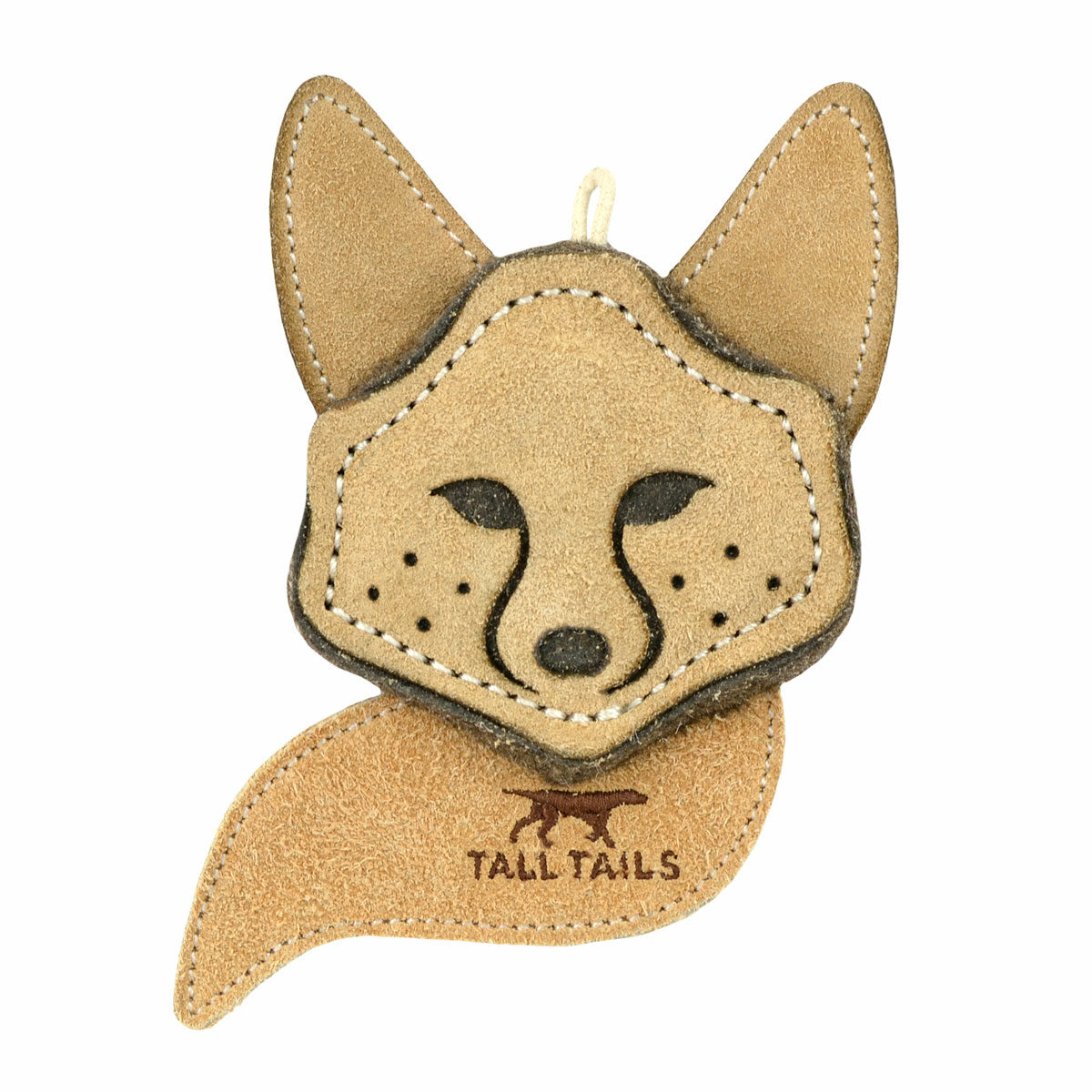 Tall Tails Critter Fox Dog Toy