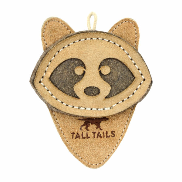 Tall Tails Critter Raccoon Dog Toy