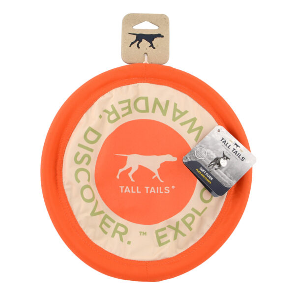 Tall Tails Flying Disc Toy