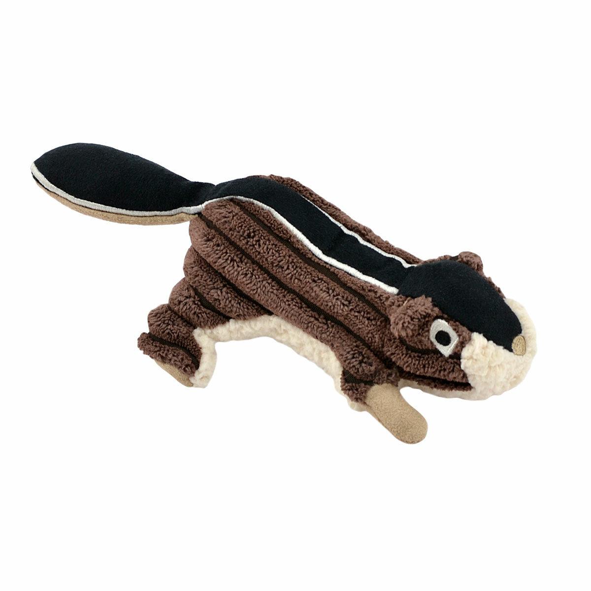 Tall Tails Plush Chipmunk Dog Toy