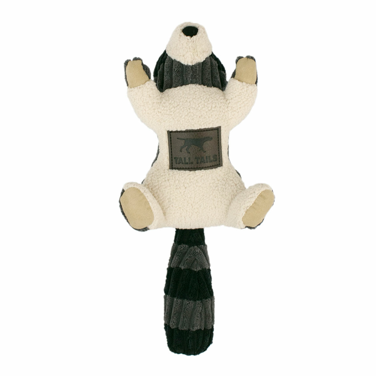 Tall Tails Plush Raccoon Dog Toy