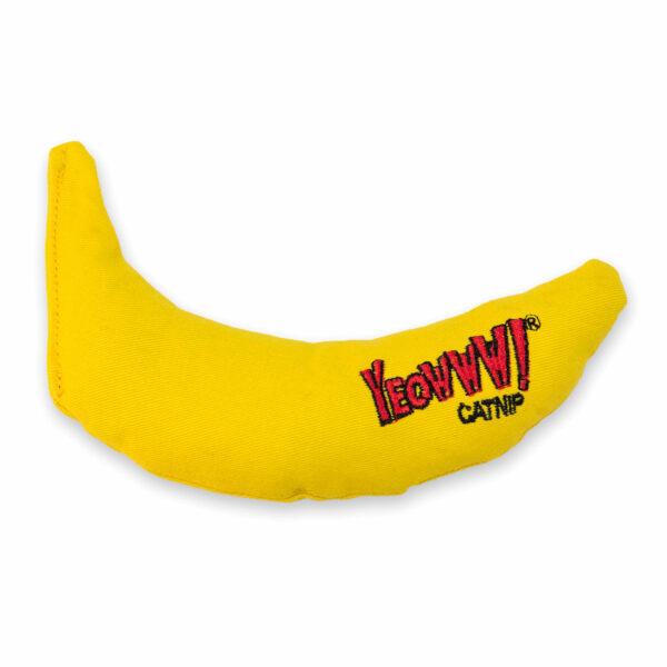 Yeowww! Catnip Banana Cat Toy