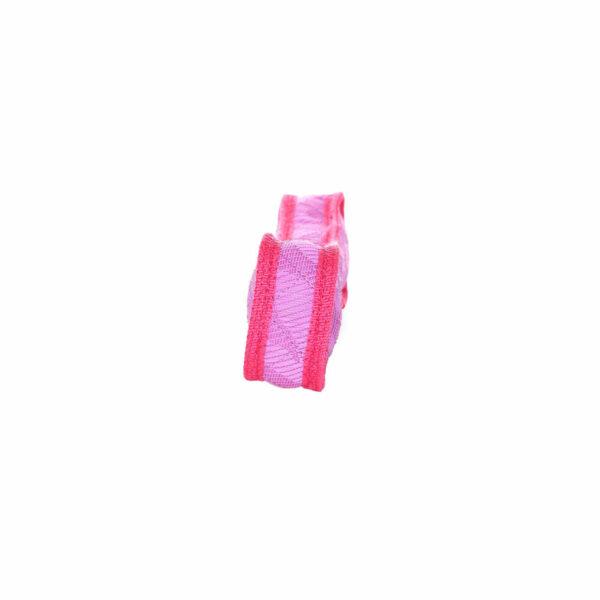 Duraforce Bone Pink Dog Toy