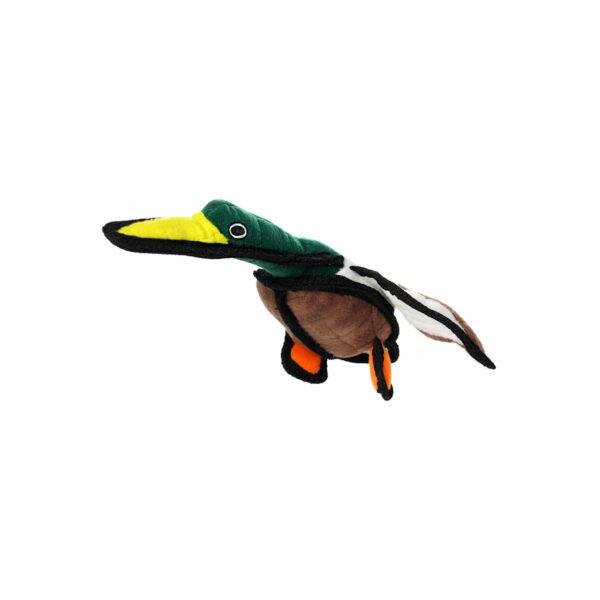 Tuffy JR Barnyard Duck Dog Toy