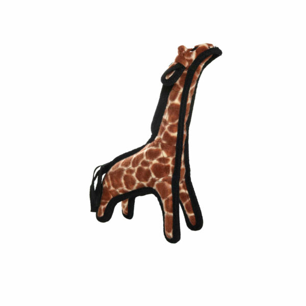 Tuffy JR Zoo Giraffe Dog Toy