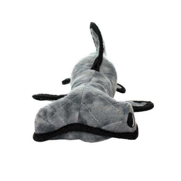 Tuffy Ocean Hammerhead Dog Toy