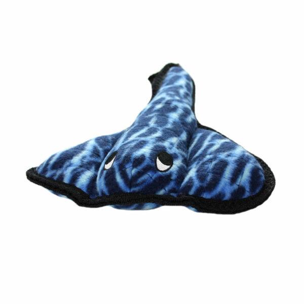 Tuffy Ocean Stingray Dog Toy