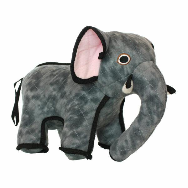 Tuffy Zoo Elephant Dog Toy