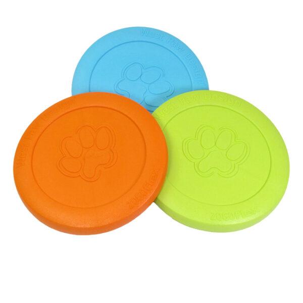 West Paw Zogoflex Zisc Flying Disc (Group)
