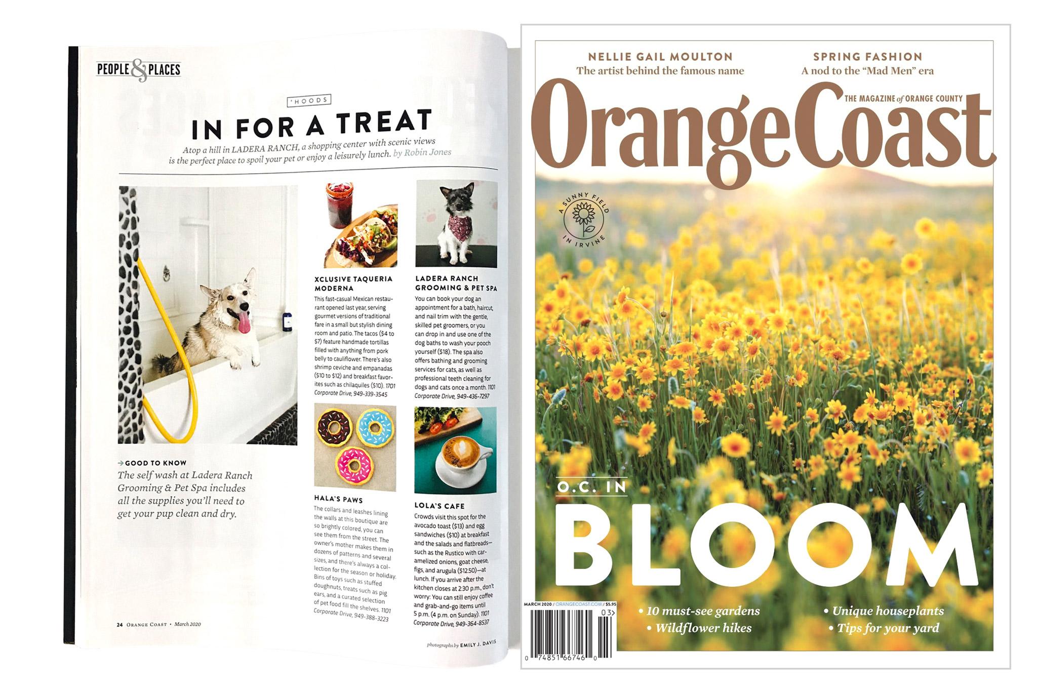Orange Coast Magazine Feature March 2020