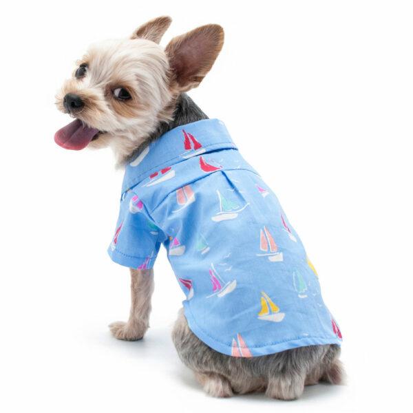 Dogo Pet Summer Beach Shirt