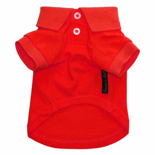 Parisian Pet Red Pollo Shirt