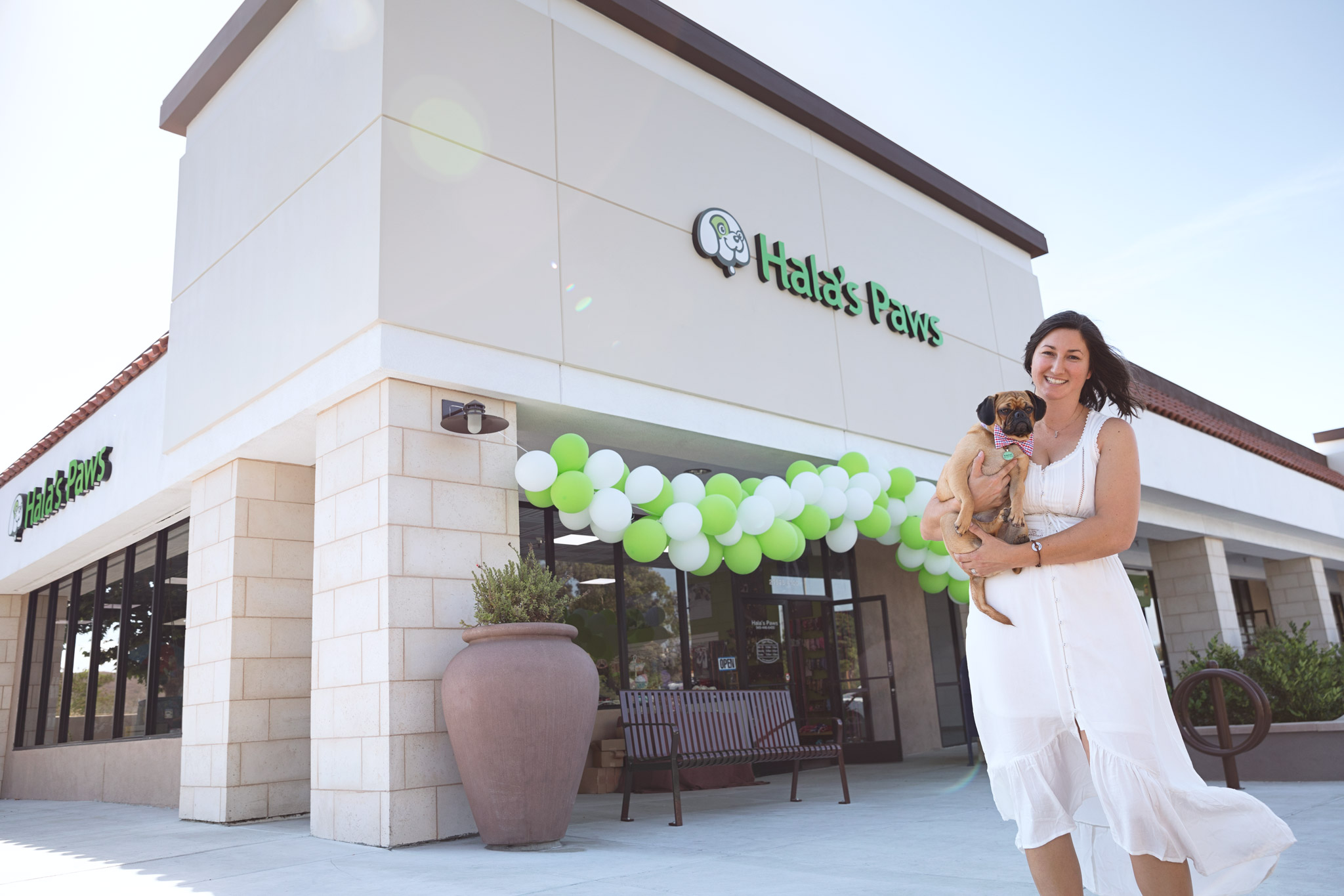Hala at Hala's Paws Mission Viejo, CA