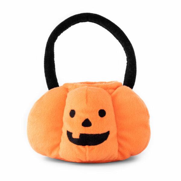 ZippyPaws Halloween Burrow - Trick-or-Treat Basket